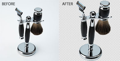 Photo cutout manipulation services